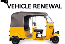 VEHICLE RENEWAL KEKE
