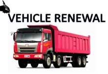 VEHICLE RENEWAL TRUCK