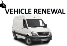 VEHICLE RENEWAL VAN
