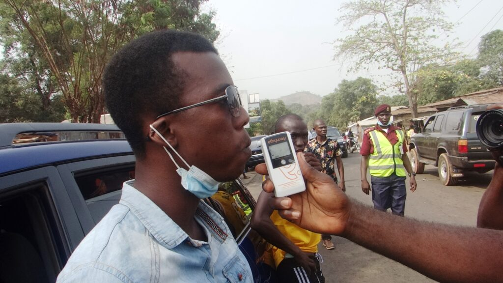 SLRSA Intensifies Safety Enforcement, Uses Breathalyzers To Reduce Accidents